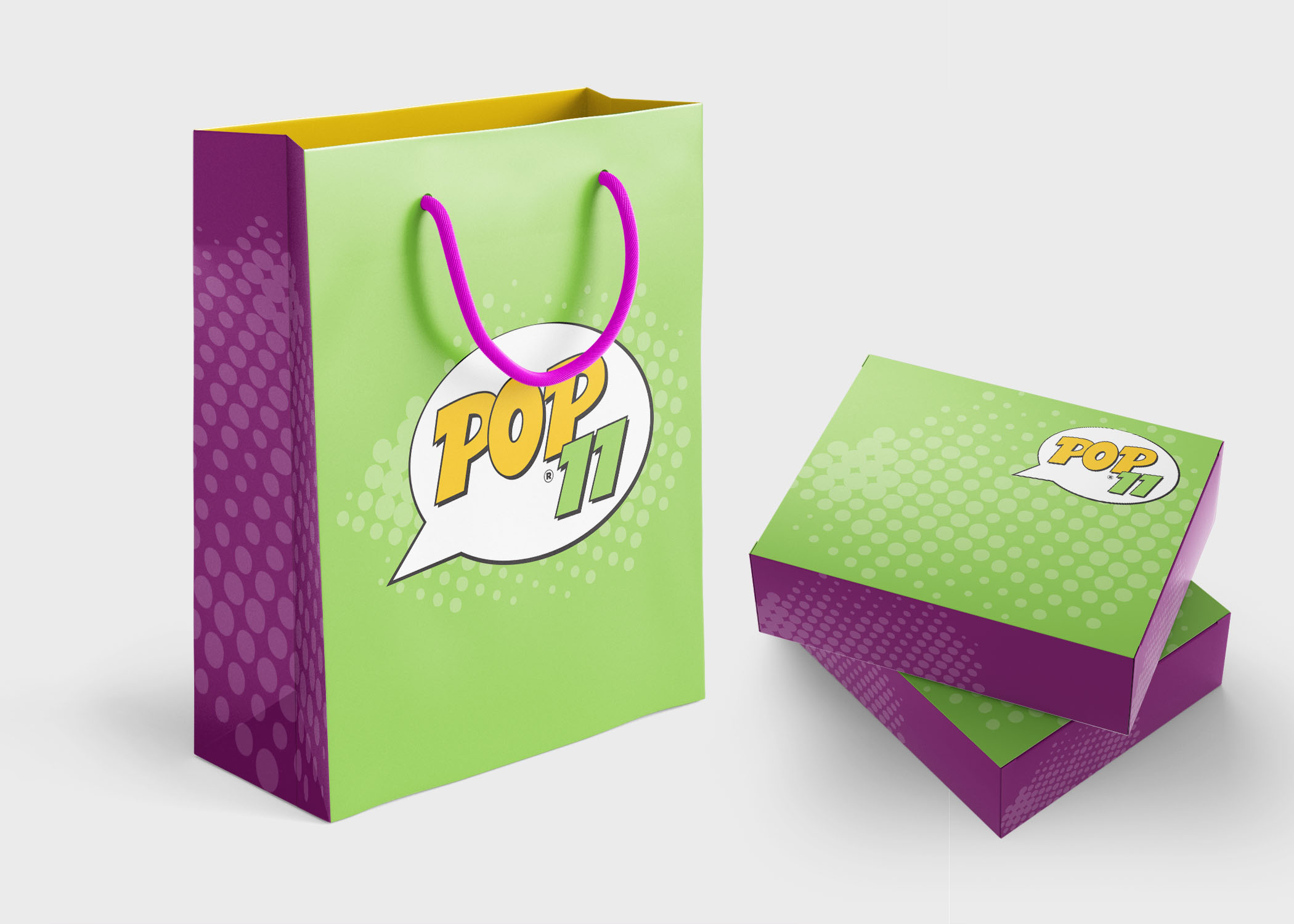 01 Bag Box Packaging Pop11 Digital Prints