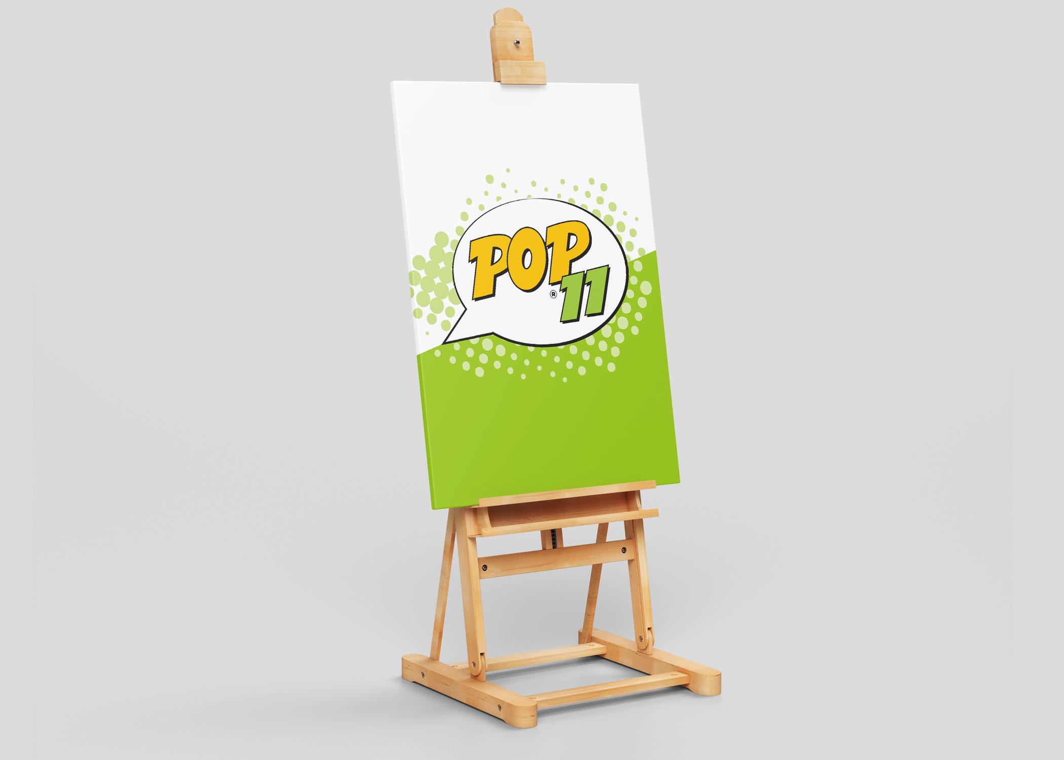 01 Canvas Pop11 Digital Prints