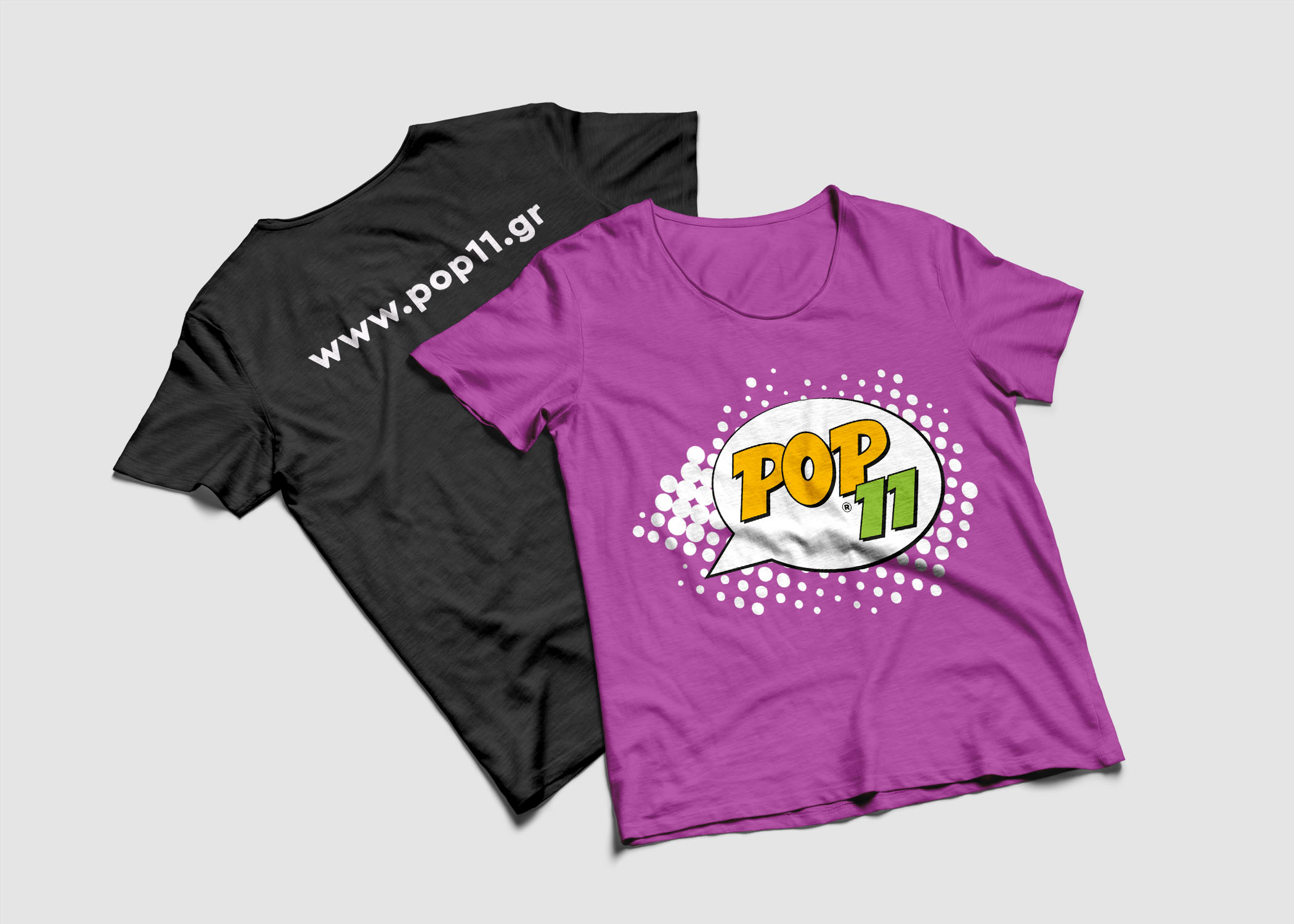 01 Tshirt Pop11 Digital Prints