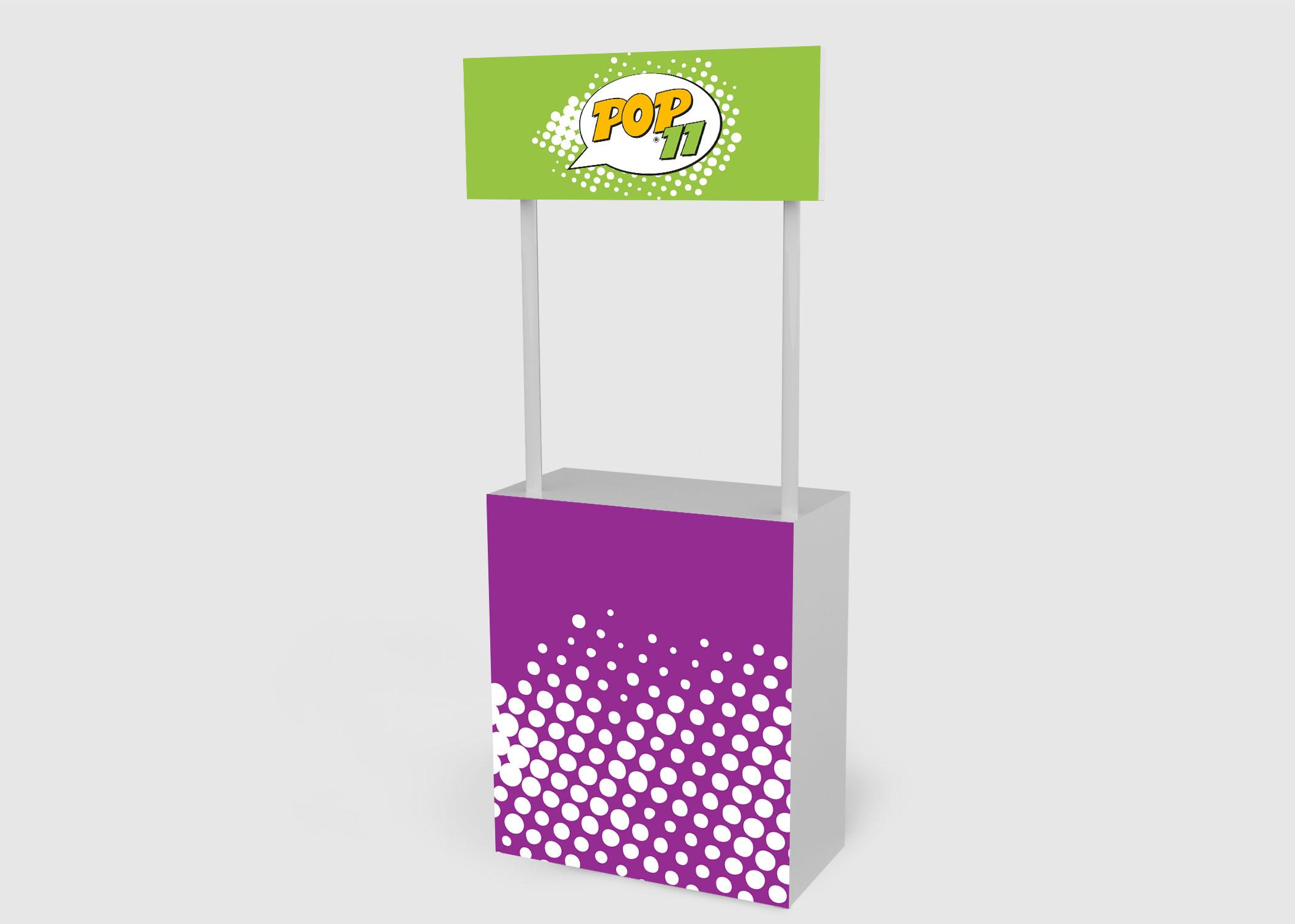 02 Promo Stand Pop11 Digital Prints