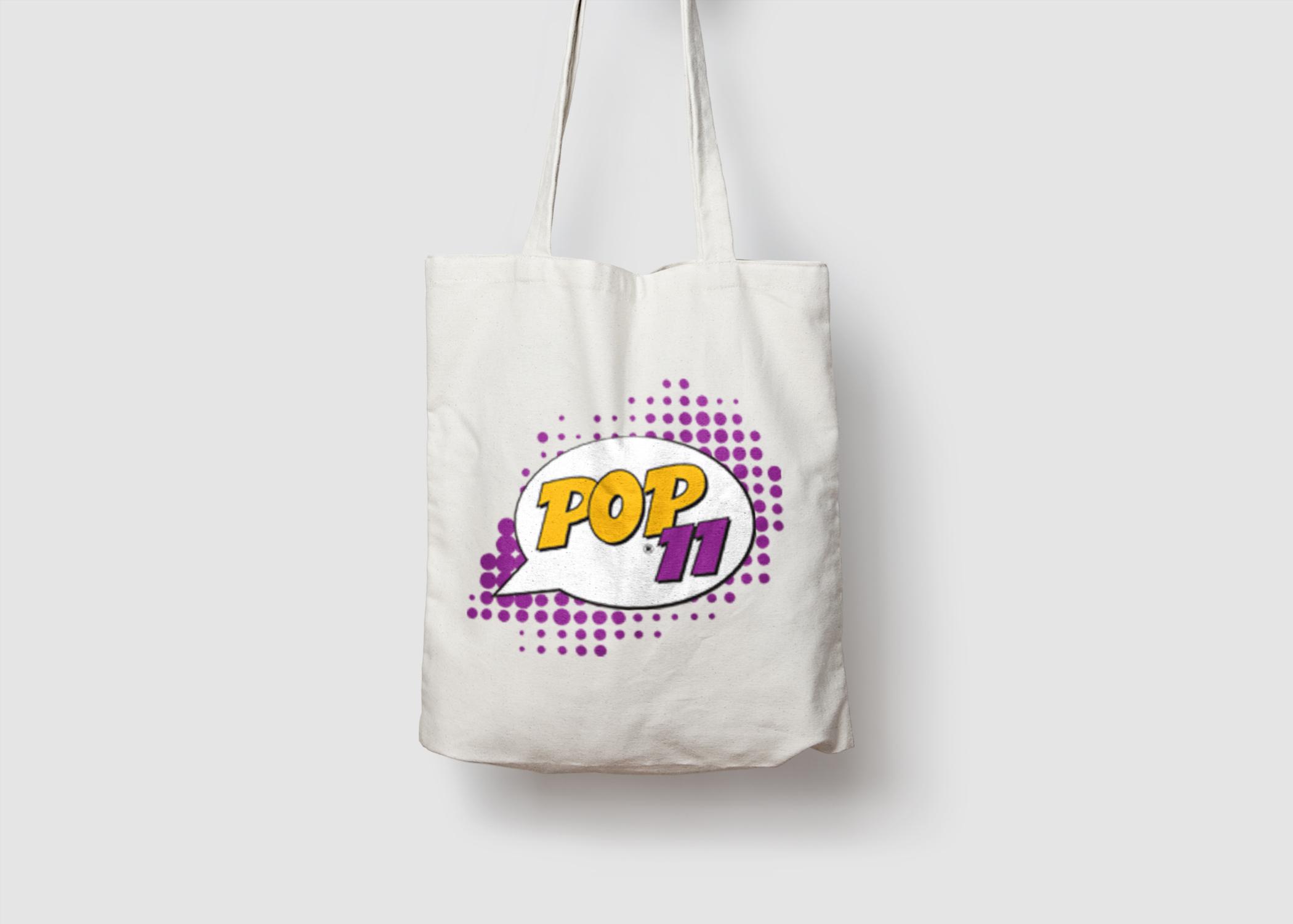 04 Canvas Shopping Bag Pop11 Digital Prints