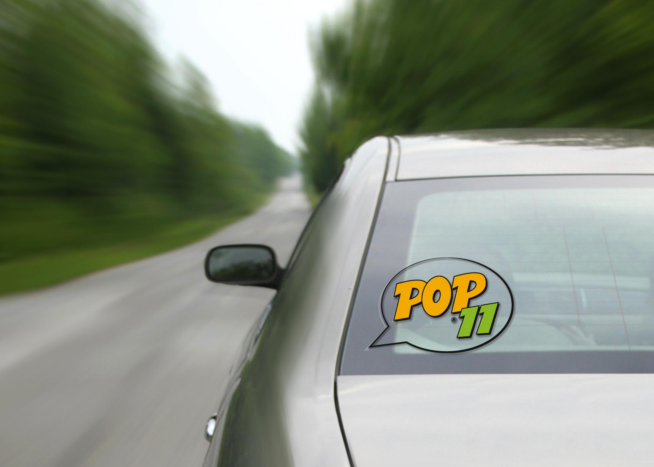 04 Car Decal Sticker Pop11 Digital Prints