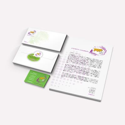 Σχεδιασμός Logo - Branding & Εταιρική Ταυτότητα