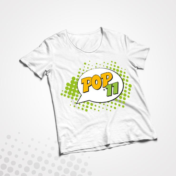 Εκτύπωση σε μπλούζα - Άσπρο Tshirt