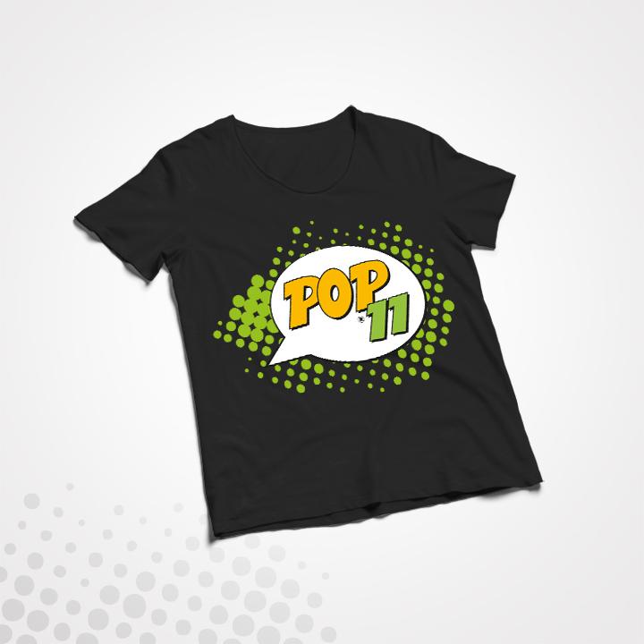 Εκτύπωση σε μπλούζα - Χρωματιστό Tshirt