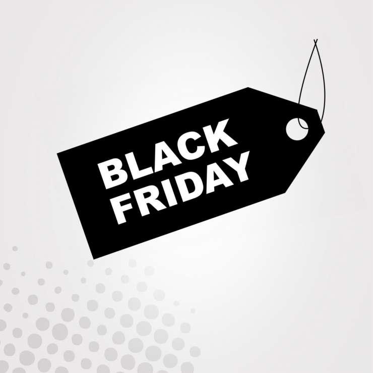 Αυτοκόλλητα Black Friday